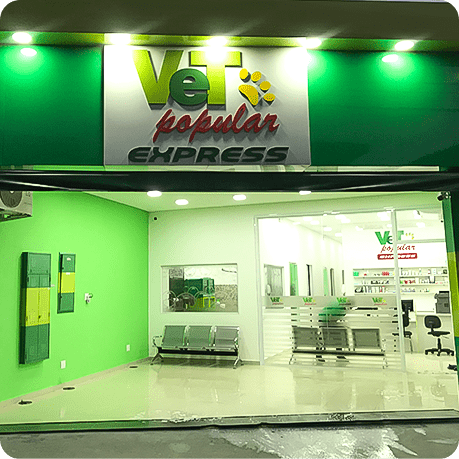 Vet popular Unidade Guarani Express